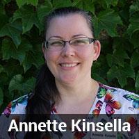 Annette Kinsella